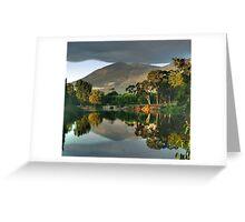 A River Runs Through it......... Greeting Card