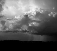 Distant Rain by Dave Pearson