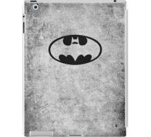 Bat-touch iPad Case/Skin