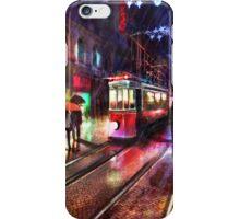 istanbul street iPhone Case/Skin