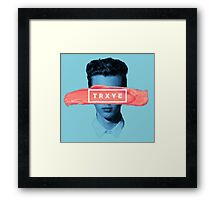 TRXYE Album Art Framed Print