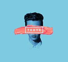 TRXYE Album Art by Jacob Anderson