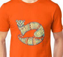 fabulous butter colour ferret  Unisex T-Shirt