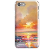 Diminuendo Sky Study iPhone Case/Skin