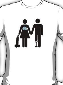Hazel and Gus T-Shirt