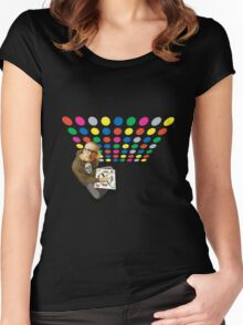 You're twisting my mellon man! Women's Fitted Scoop T-Shirt