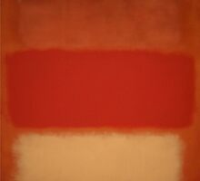 Mark Rothko by tebell