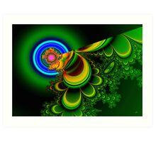 Gaia Art Print
