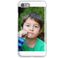 Posing for Mother iPhone Case/Skin