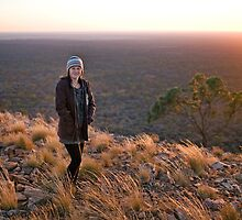 On top of Mt Oxley by dmbphotography