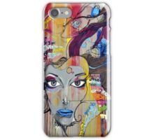 Graffiti Mural Art iPhone Case/Skin