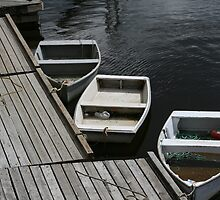 boats by Jessica Jones