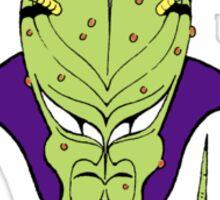 Alien Peace Sticker