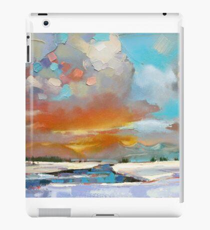 Glenspean Snow 2 iPad Case/Skin