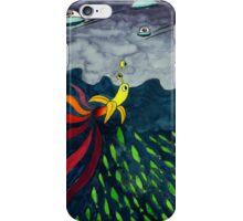 The Aventure of Mr.Banana iPhone Case/Skin
