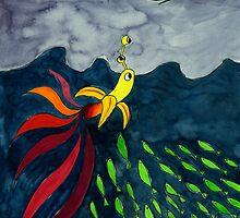 The Aventure of Mr.Banana by missbanana
