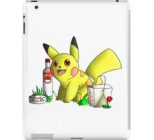 Helen the Pikachu Design iPad Case/Skin