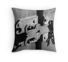 Queen Street Latch #1 Throw Pillow