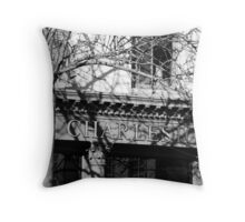 Charleston in the Shadows Throw Pillow