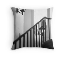 Fireproof Building, Charleston, SC Throw Pillow