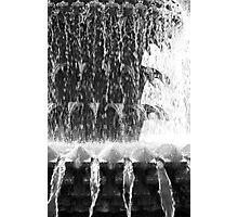 Pineapple Fountain - Charleston, SC Photographic Print