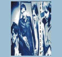 Man City Blue - Joy Division by letsmaketea