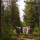 Linnévandring - Juli - Västra Spöland by Bjarte Edvardsen