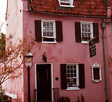 Pink House Gallery by Benjamin Padgett