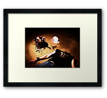 Headless Framed Print