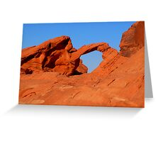 Valley Of Fire 6 Greeting Card