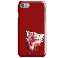 The cat is running amuck iPhone Case/Skin