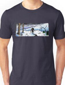 Weapon X escapes Unisex T-Shirt