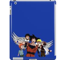 manga family iPad Case/Skin