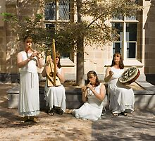 Four Muses by Christina Norwood
