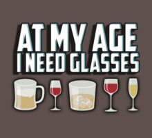 At my age I need glasses by bakery