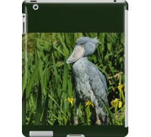 Shoebill Stork iPad Case/Skin