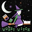 The Worst Witch by CarlyWatts