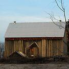 Log Cabin on the Farm :) by TerriRiver