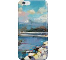 Glenspean Snow 1 iPhone Case/Skin