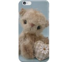 Ana - Handmade bears from Teddy Bear Orphans iPhone Case/Skin