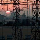 Solar power by Col  Finnie
