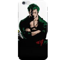 Zoro One Piece iPhone Case/Skin