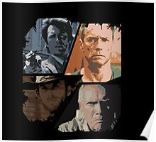 best of Clint Eastwood Poster