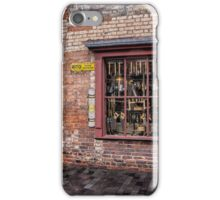 Vintage Shop iPhone Case/Skin