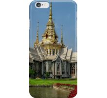 Luang Phor Toh Temple iPhone Case/Skin