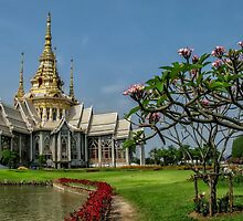 Luang Phor Toh Temple by Adrian Evans