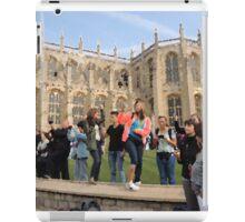 The Tourists (Windsor, 2014) iPad Case/Skin