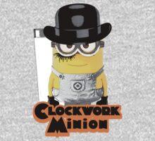 Clockwork Minion Kids Clothes