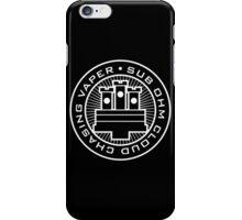 Sub Ohm Vaper iPhone Case/Skin