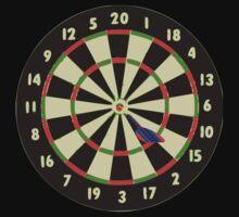 Dart Board by Grobie